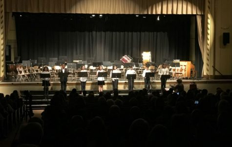 WMS'  winter concert snows with success