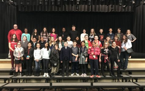 Drama club reduces bullying one act at a time
