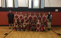 Girls dunk into the 2016-17 basketball season