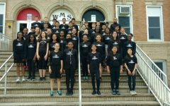 Woodbridge Middle School's Cross Country team taking long strides forward