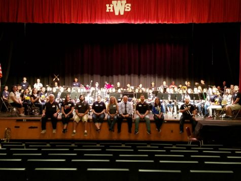 Middle School Band Day dazzles with amazing performances