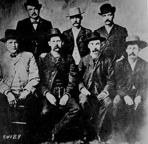 OK Corral Shootout- October 26, 1881
