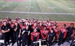 WMS students bring some pizazz to high school marching band