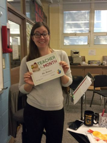 Remarkable Teachers of the Month
