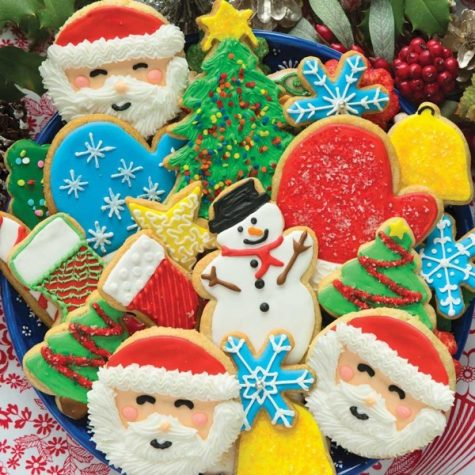 Be a smart cookie and come to the holiday cookie sale