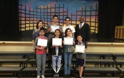 Continental Math League tests children's wisdom