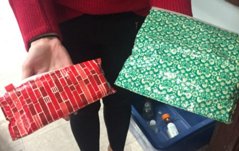 Delightful school craft club returns to amuse and occupy WMS students