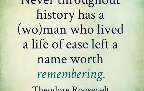 Inspiration from Theodore Roosevelt
