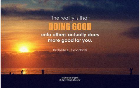 Inspiration from Richelle E. Goodrich