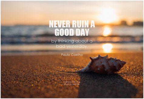 Inspiration from Paulo Coelho