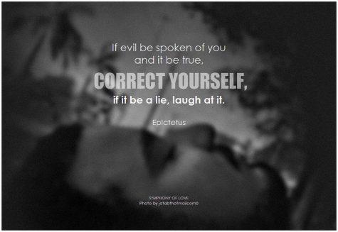 Inspiration from Epictetus