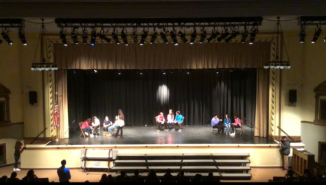"""""""Not in our school"""": Bullies being dealt with at the Anti-Bullying Play"""