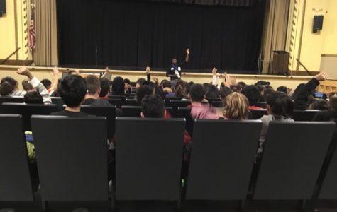 Cesar Kai Karate Academy chops their way to WMS