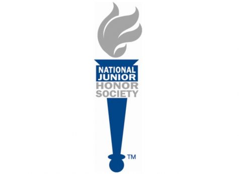 Our new National Junior Honor Society members!
