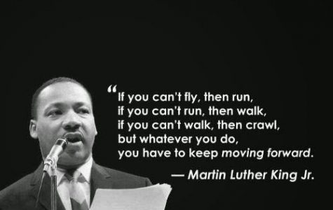 Inspiration from Martin Luther King Jr.