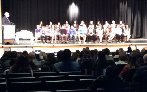 Welcome NJHS inductees