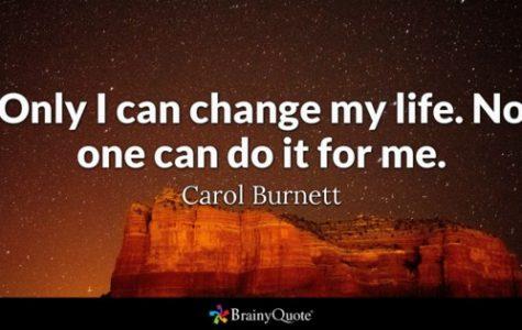 Inspiration from Carol Burnett