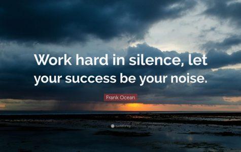 Inspiration from Frank Ocean