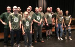 Shaving Heads to Get Ahead of Pediatric Cancer
