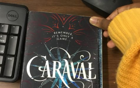 Cheers for Caraval