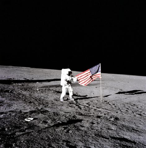 Charles Conrad and Alan Bean become the 3rd and 4th person to walk on the Moon- 11/19/1969