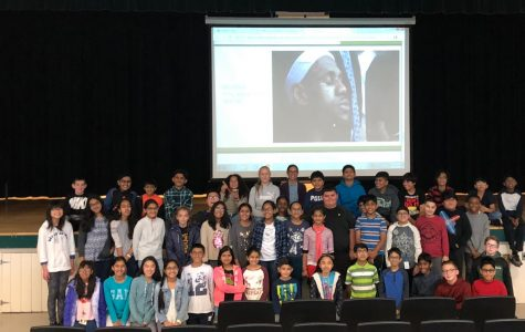 G&T students learn about mindfulness