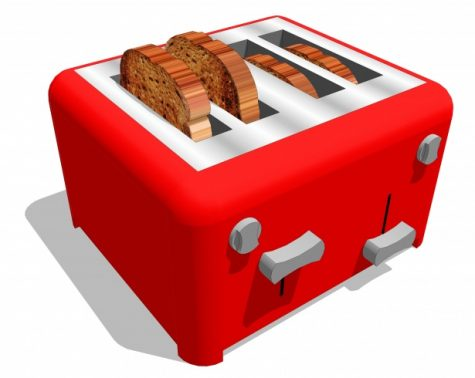 Weird tech#12 selfie toaster