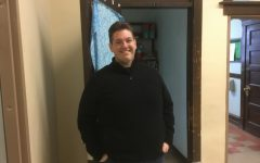 WMS adds a new math teacher, Mr. Catalano