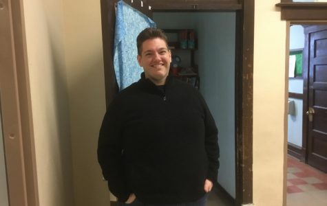 WMS adds a new math teacher, Mr. Catalano