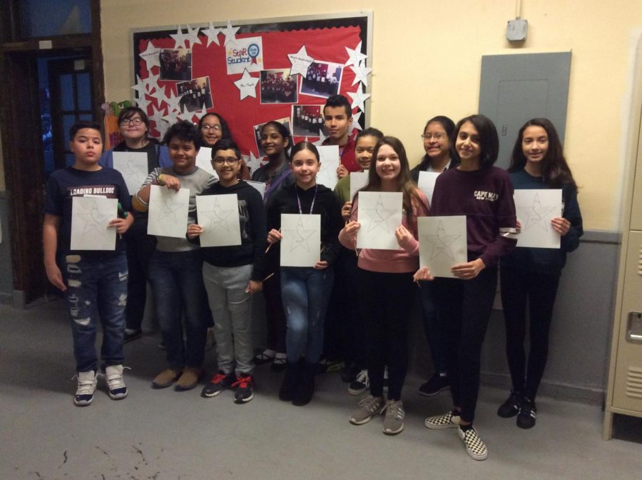 Shiny and shimmering: The February STAR Students
