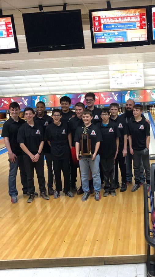 Boy bowling team spares no mercy