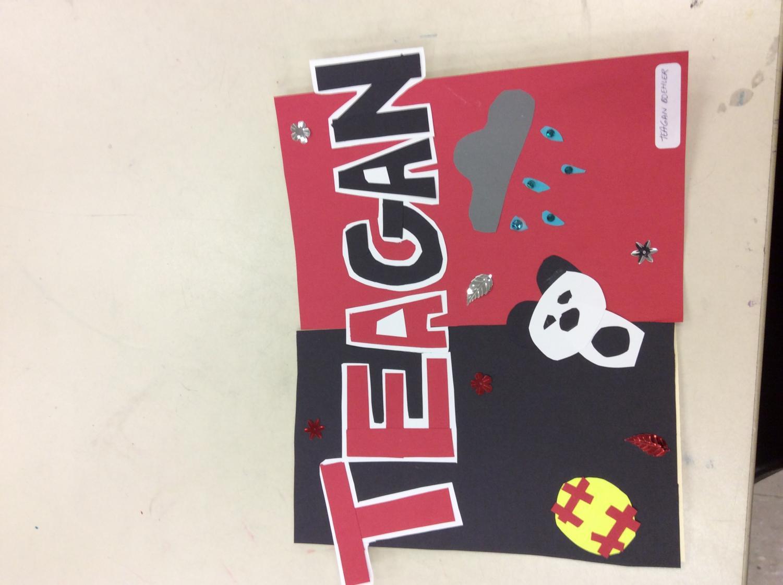 8th grader Teagan Boehler