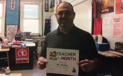 Magical teachers awarded march teachers of the month