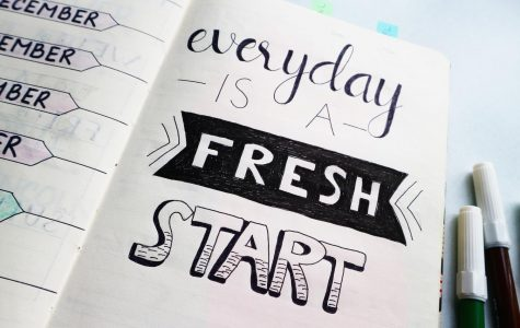 """Everyday is a new start"""