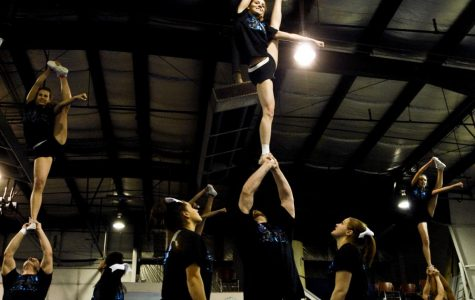Let's cheer up and make cheer a sport!
