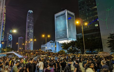 What's going on with Hong Kong?