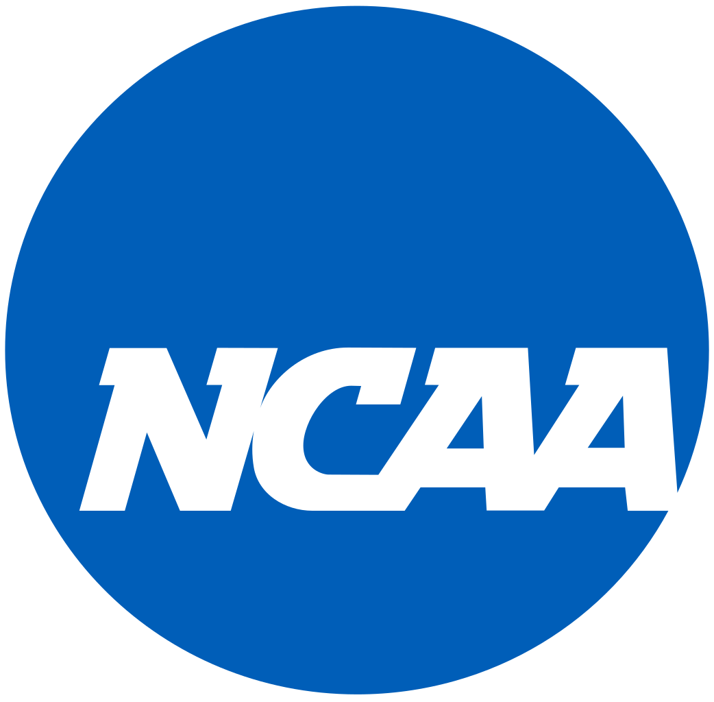 Photo labeled for non-commercial reuse via https://commons.m.wikimedia.org/wiki/File:NCAA_logo.svg Under the Creative Commons License