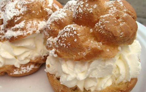 January 2nd: It's National Cream Puff Day!