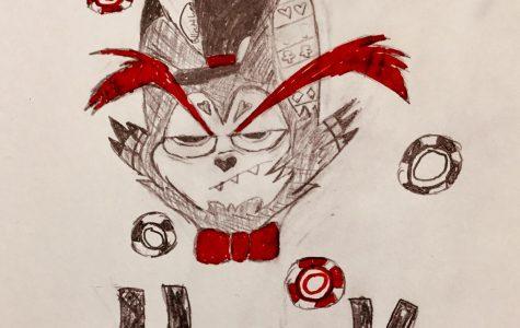Husker the Grumpy Cat