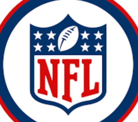 Labeled for reuse via https://pixabay.com/vectors/nfl-national-football-league-logo-3644686/ the Creative Commons license.`