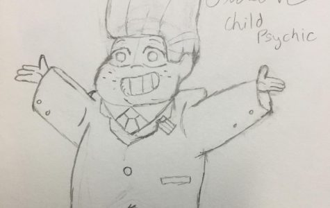 Little Gideon, Child Psychic