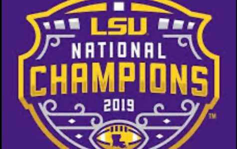LSU wins the National championship by defeating previously undefeated Clemson
