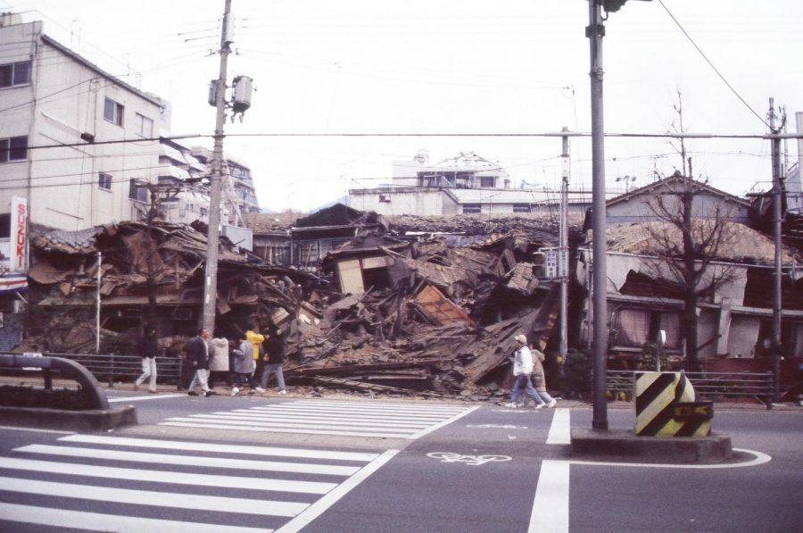 This Day in History- The Great Hanshin Earthquake