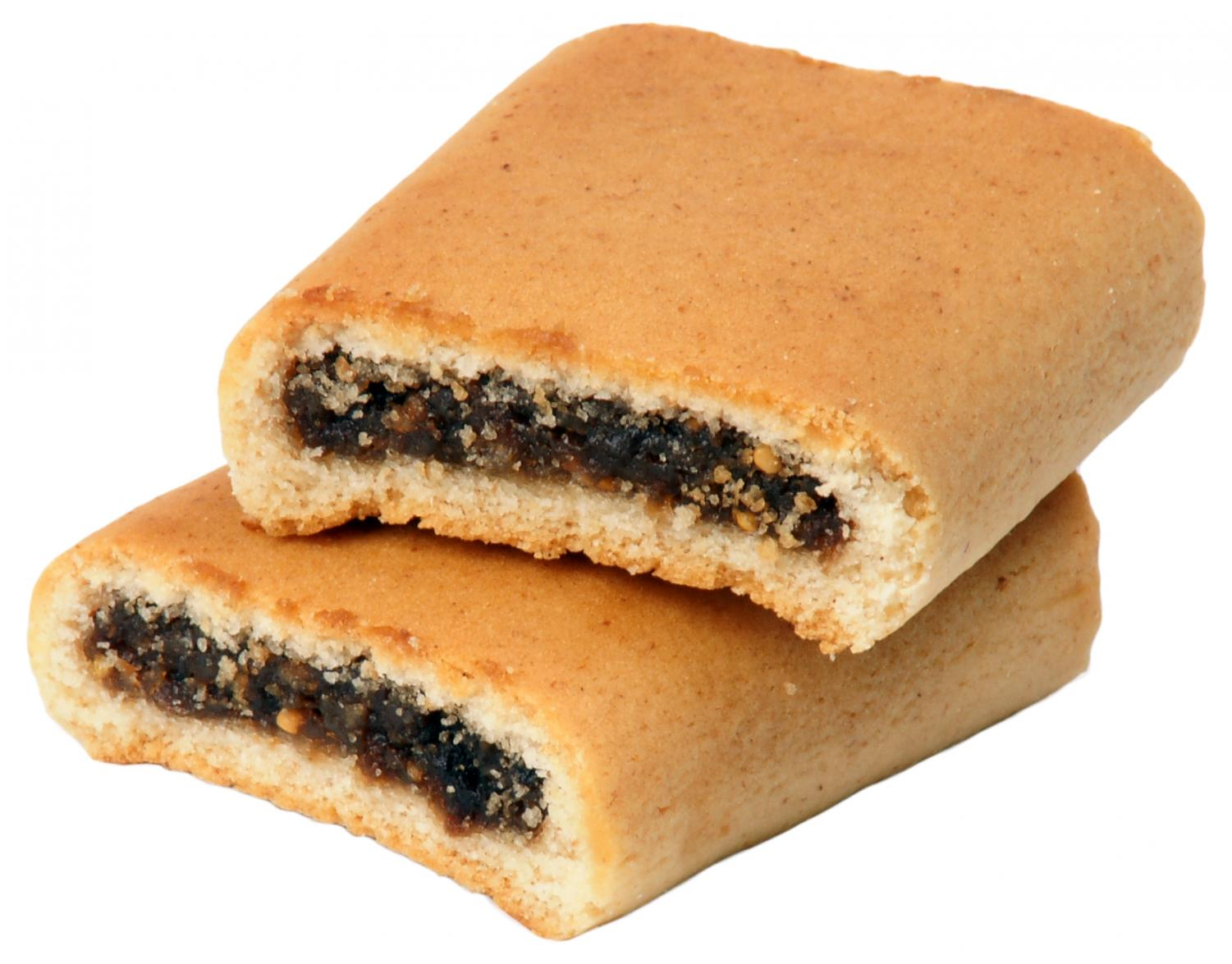 labeled for noncommercial reuse via https://commons.wikimedia.org/wiki/File:Fig-Newtons-Stacked.jpg under Creative Commons Licence
