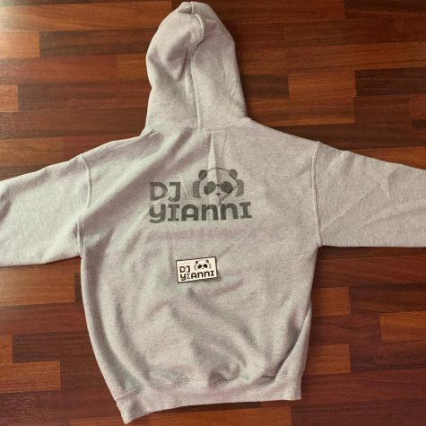 This is the official DJ Yianni Sweater. It