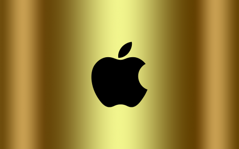 Photo via: https://www.needpix.com/photo/1114848/apple-logo-logo-apple-golden-background-wallpaper-apple-background-gold-color-gold under the Creative Commons Licenses