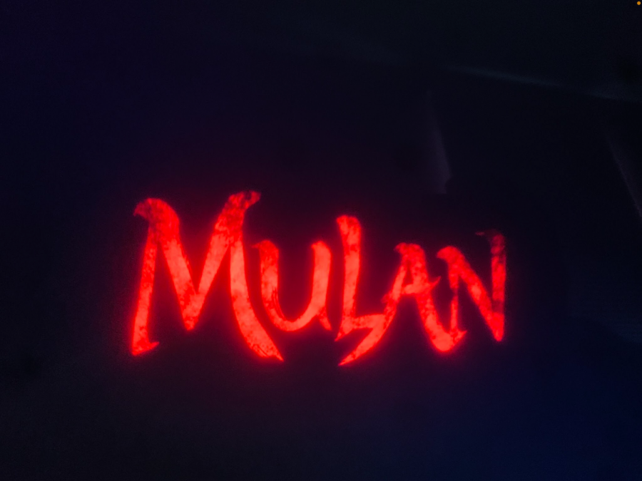 THIS MOVIE'S ON FIRE: Intro to the new live-action Mulan.