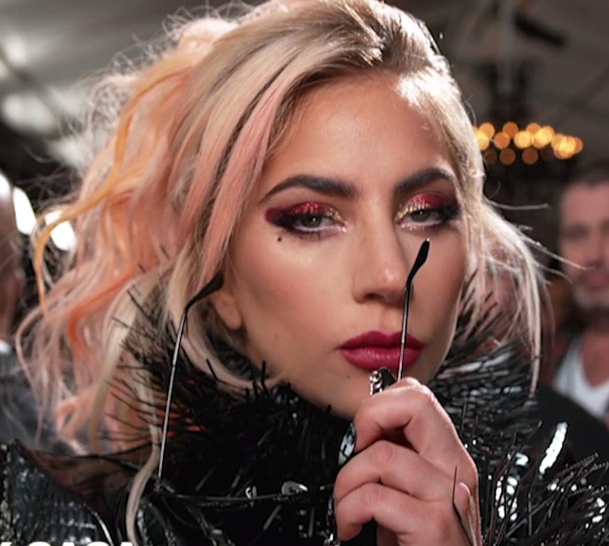 Photo via https://upload.wikimedia.org/wikipedia/commons/e/e5/Lady_Gaga_Grammys_2017.png under the Creative Commons License