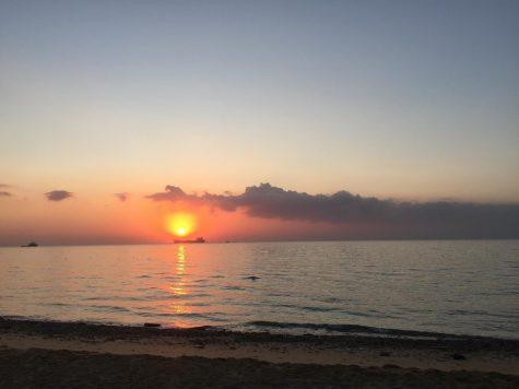 Photo via https://commons.wikimedia.org/wiki/File:Sunrise_Egypt.jpg under the Creative Commons License