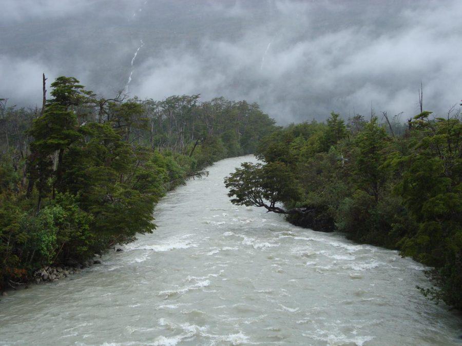 Photo via https://commons.wikimedia.org/wiki/File:Rain-Swollen_River_(3260757220).jpg under Creative Commons License